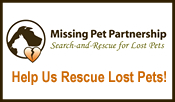 Missing Pet Partnership